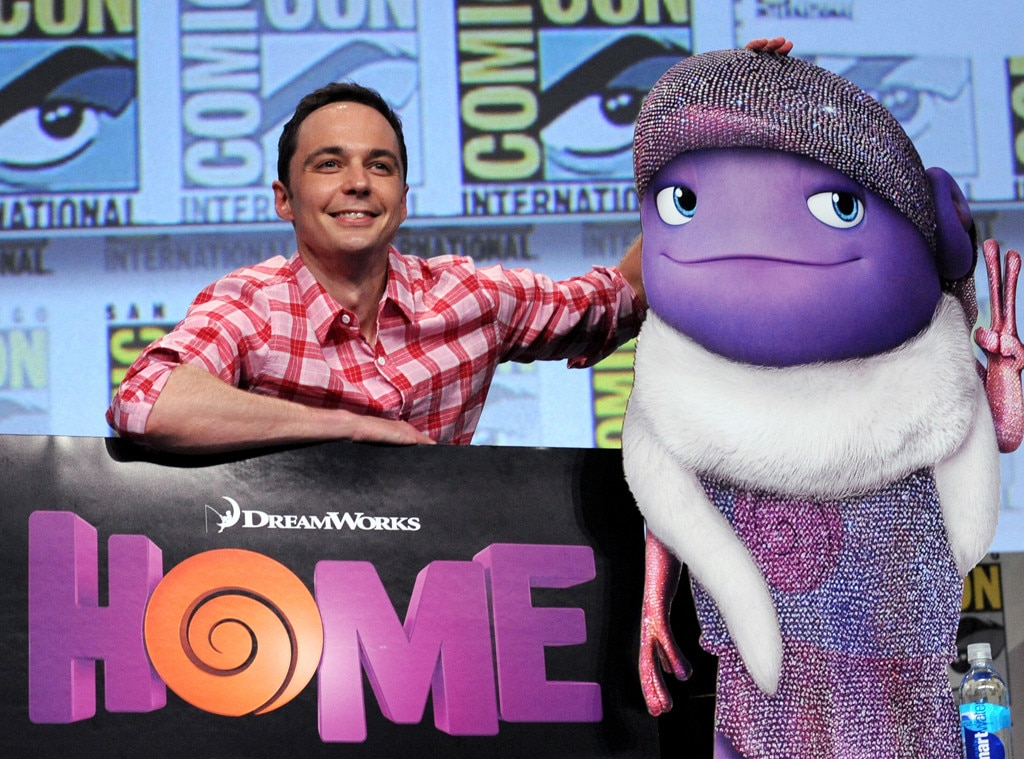 Jim Parsons, Comic-Con
