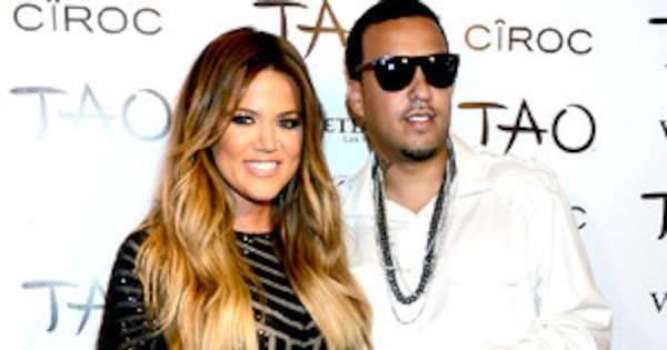 Khloe Kardashian Remains Friends With Ex French Montana I Dont