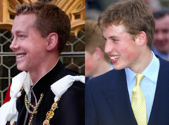 Prince George, Prince William at 18