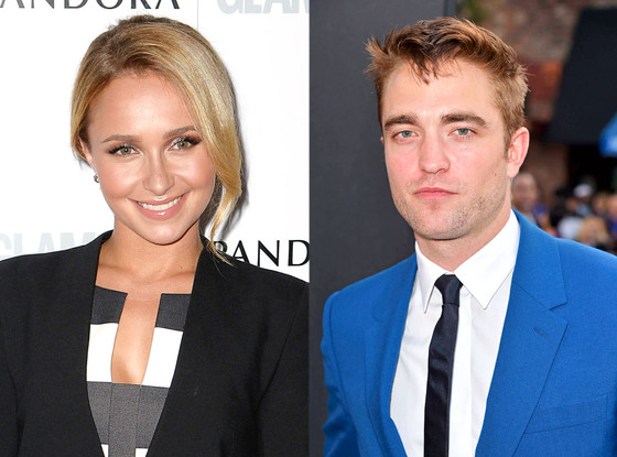 Hayden Panettiere, Robert Pattinson