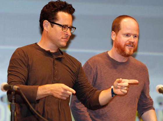 J.J. Abrams, Joss Whedon