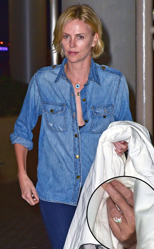 Charlize Theron, Ring