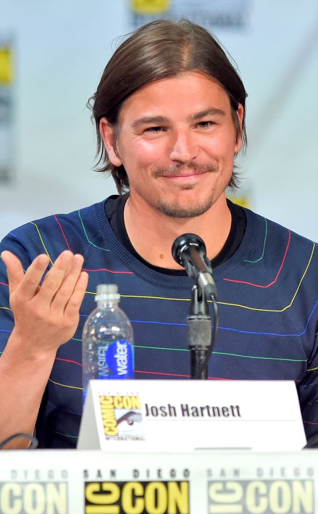 Josh Hartnett, Comic-Con