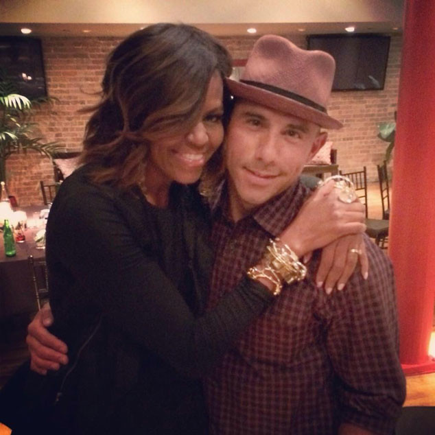 Michelle Obama, Billy Dec