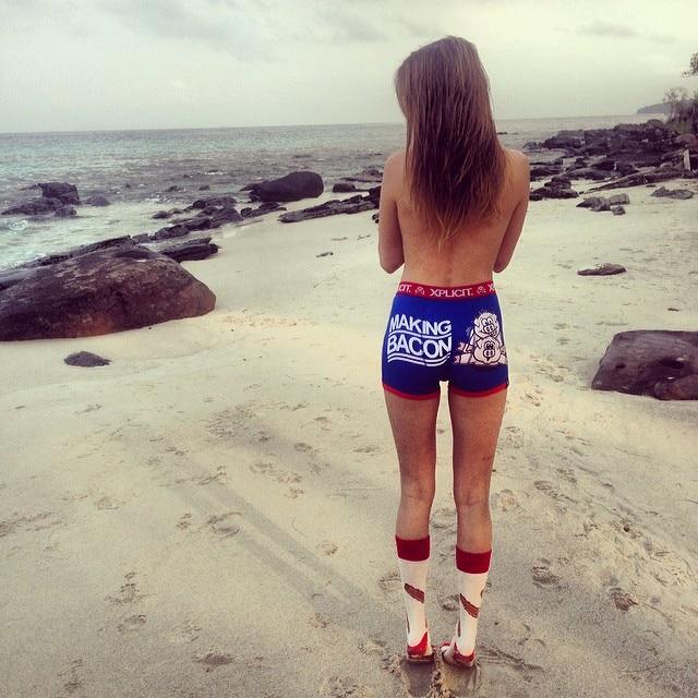 Celebs' Hottest Topless Instagrams