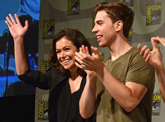 Orphan Black, Comic-Con 2014