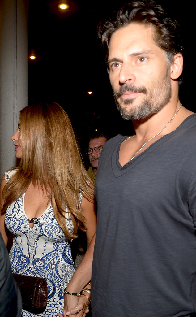 Sofía Vergara, Joe Manganiello