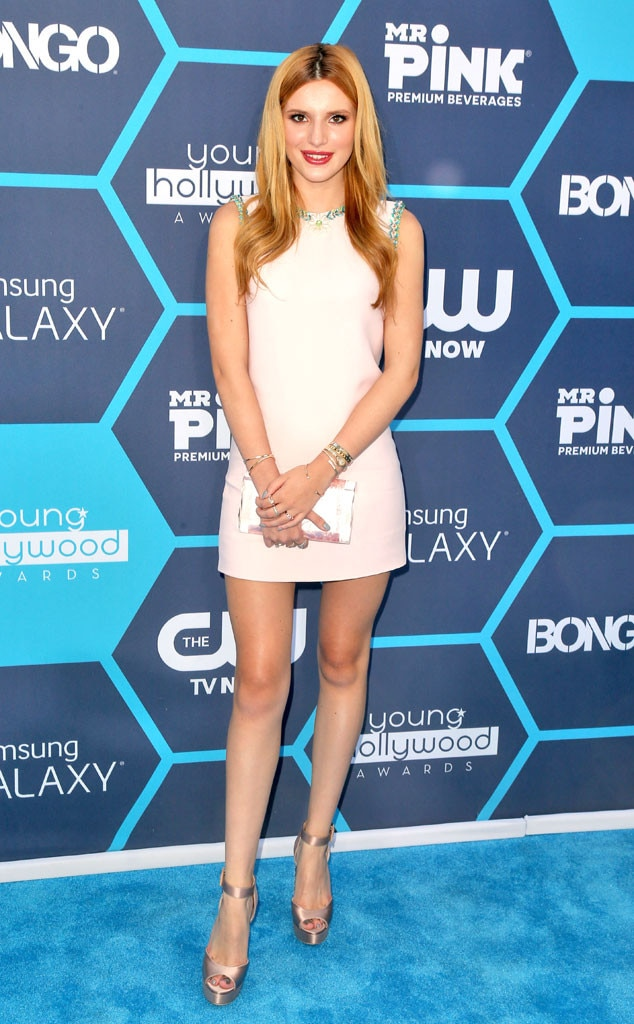 Bella Thorne, Young Hollywood Awards