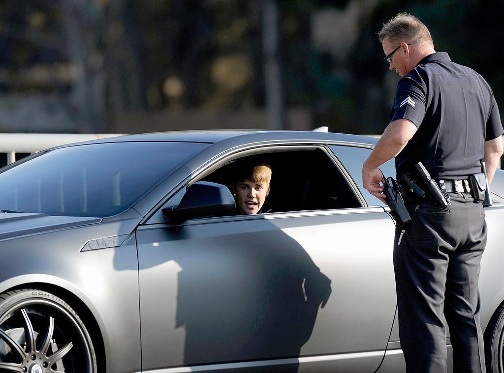 Justin Bieber, Batmobile, Rich Celebs