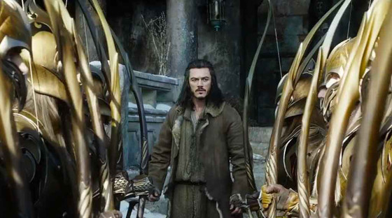 The Hobbit, The Battle of the Five Armies, Trailer