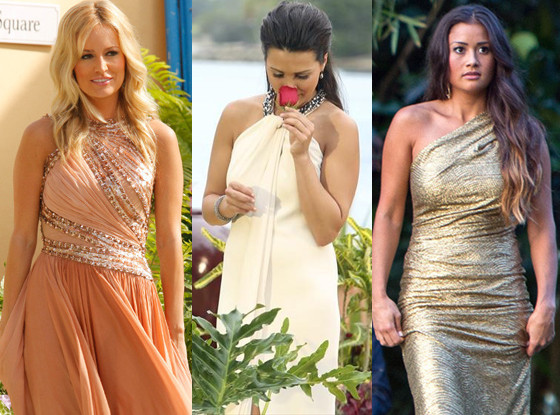 We Ranked The Bachelor And The Bachelorettes 18 Best Finale Dresses