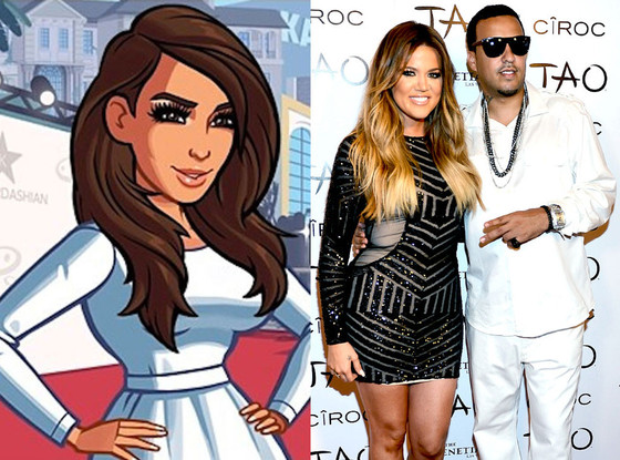 Kim Kardashian: Hollywood, Khloe Kardashian, French Montana, best kardashian moments of summer
