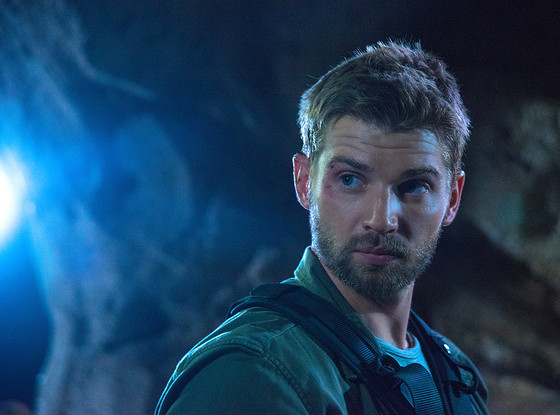 Under the Dome, Mike Vogel