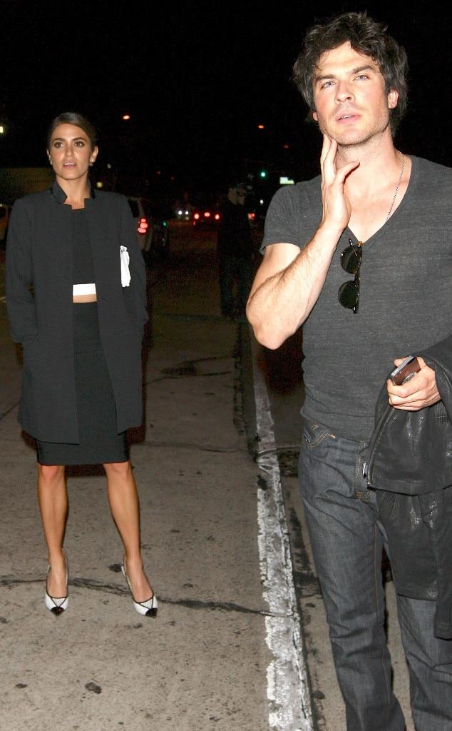 Nikki Reed, Ian Somerhalder