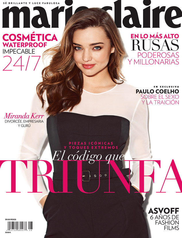 Marie Claire Mexico, Miranda Kerr