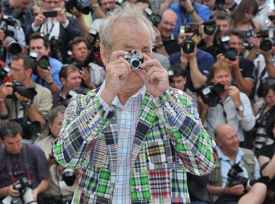 Bill Murray, Cannes Film Festival