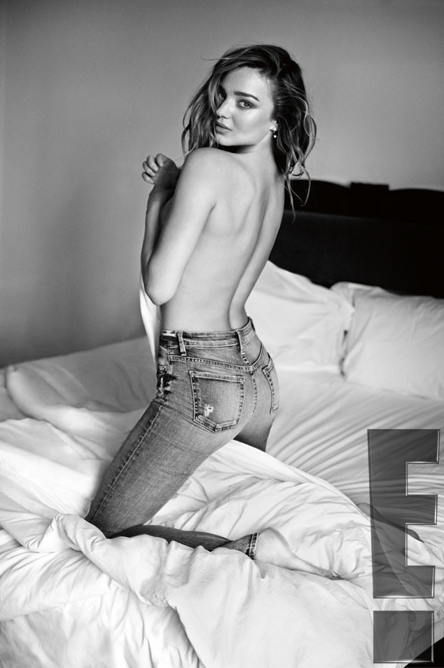 Miranda Kerr, 7 For All Mankind Exclusive