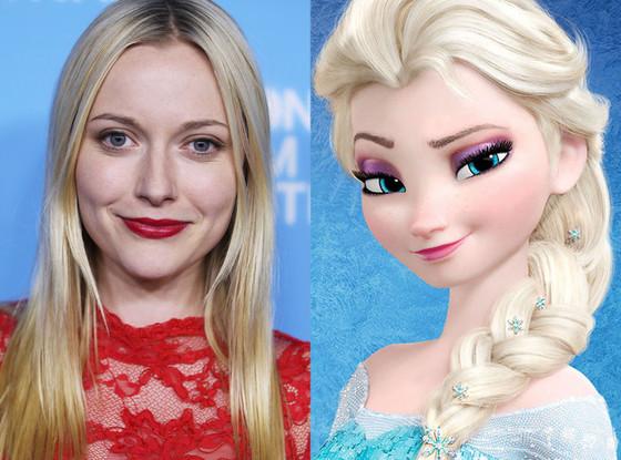 Georgina Haig, Elsa, Frozen