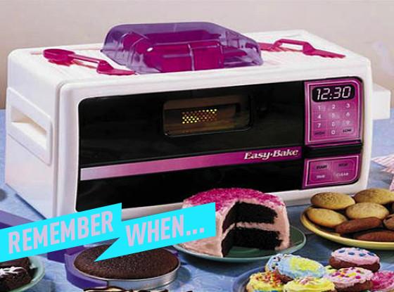 Remember When, Easy Bake Oven