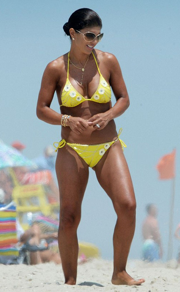 Teresa Giudice, Bikini