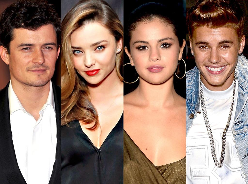 Selena gomez justin bieber hookup history