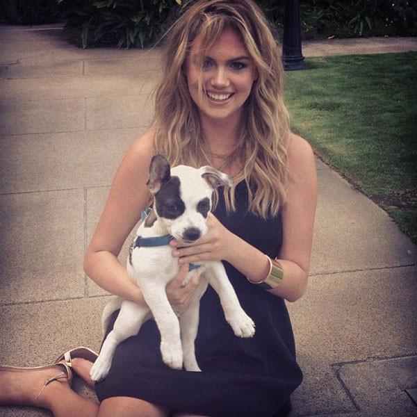 Kate Upton, Justin Verlander, Instagram