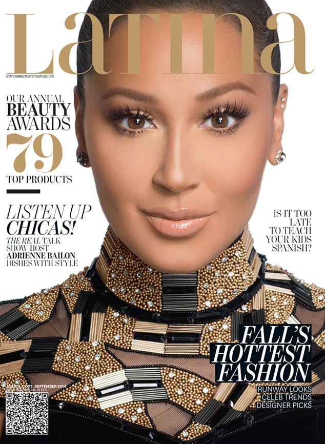 Adrienne Bailon, Latina Magazine