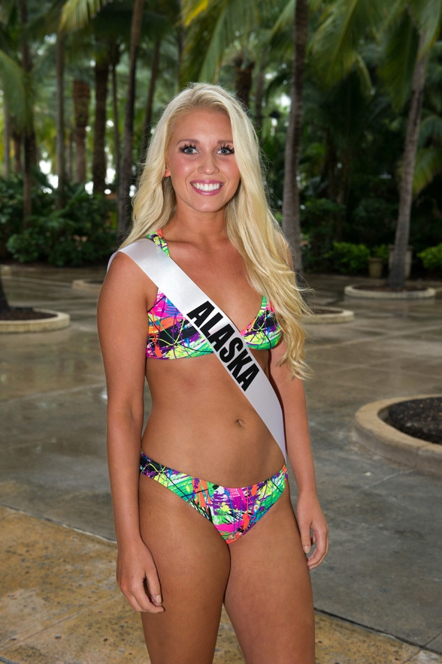 Miss Alaska Teen Usa From 2014 Miss Teen Usa Bikini Pics -4111