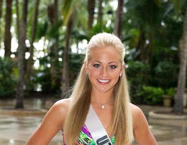 Miss Utah Teen Usa From 2014 Miss Teen Usa Bikini Pics  E -3466