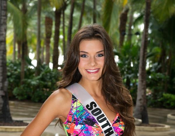 Miss South Carolina Teen Usa From 2014 Miss Teen Usa -3016