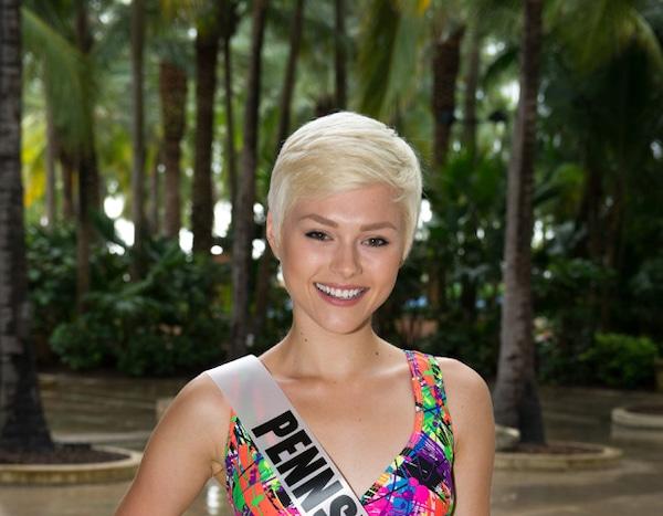 Miss Pennsylvania Teen Usa From 2014 Miss Teen Usa Bikini -2868