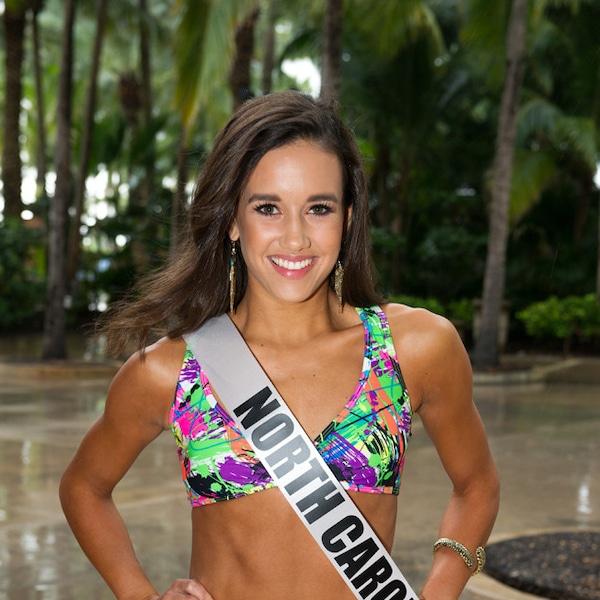 Miss north carolina bikini