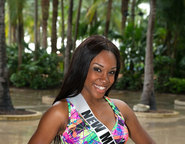 Miss New Mexico Teen Usa From 2014 Miss Teen Usa Bikini -5402