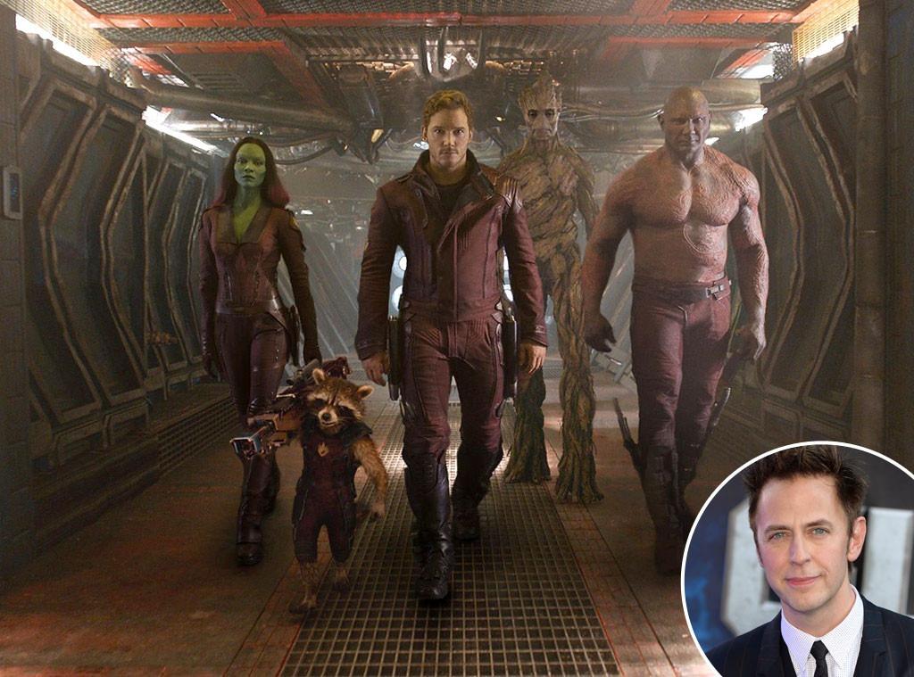 Guardians of the Galaxy, James Gunn