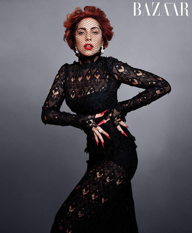 Lady Gaga, Harper's Bazaar