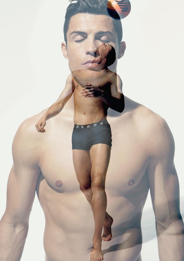 Cristiano Ronaldo, Men's Health