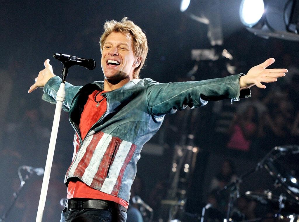Jon Bon Jovi, Rock and Roll Hall of Fame 2018 Nominees