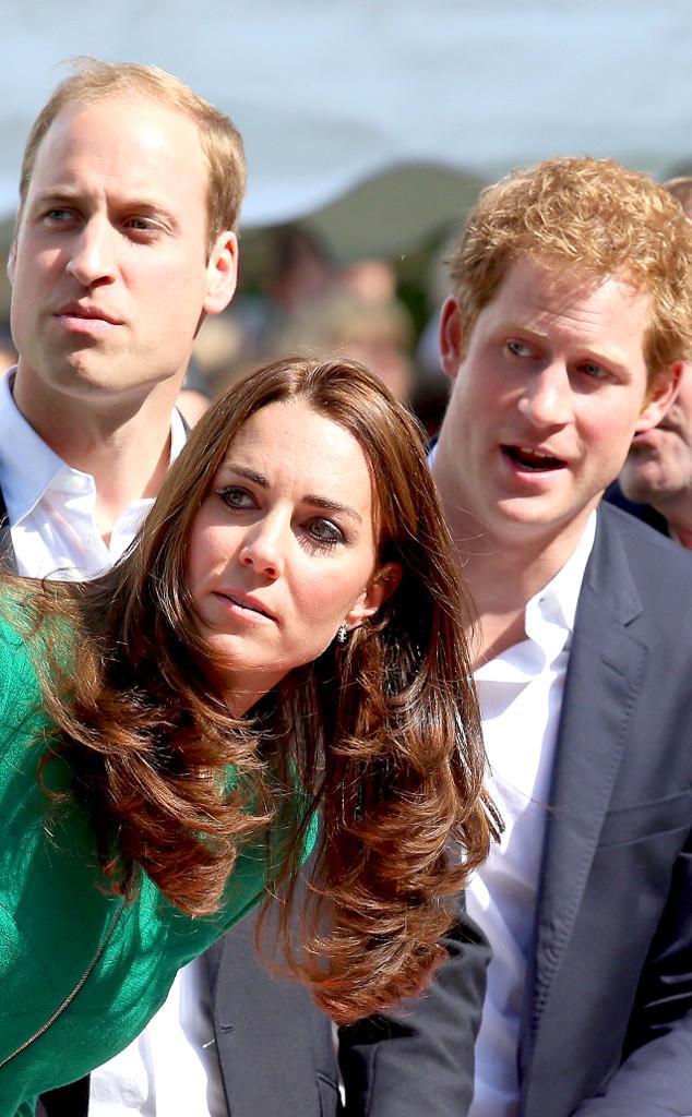 Kate Middleton, Catherine, Duchess of Cambridge, Prince William, Duke of Cambridge, Prince Harry