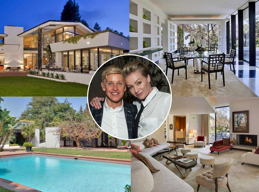 Ellen Degeneres Flips A House For A 15 Million Profit Find Out Who Bought The Pad E Online
