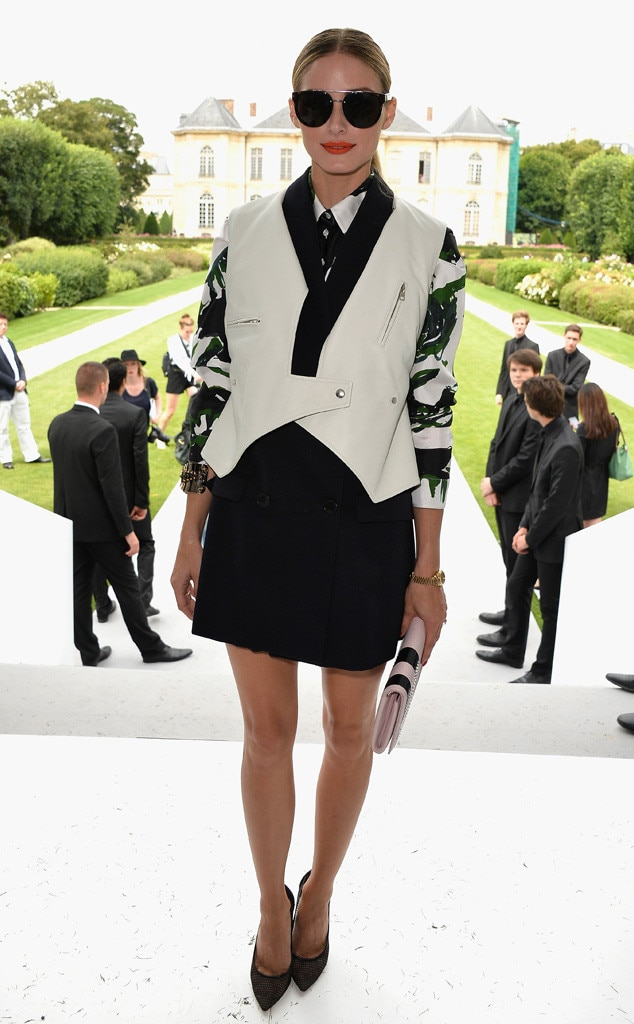 Olivia Palermo, Paris Fashion Week