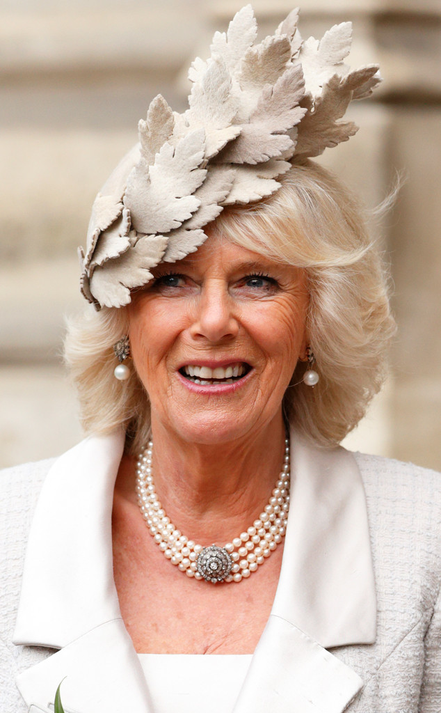 Camilla, Duchess of Cornwall, Fascinator