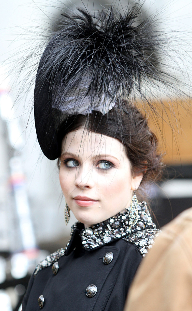 Michelle Trachtenberg, Fascinator