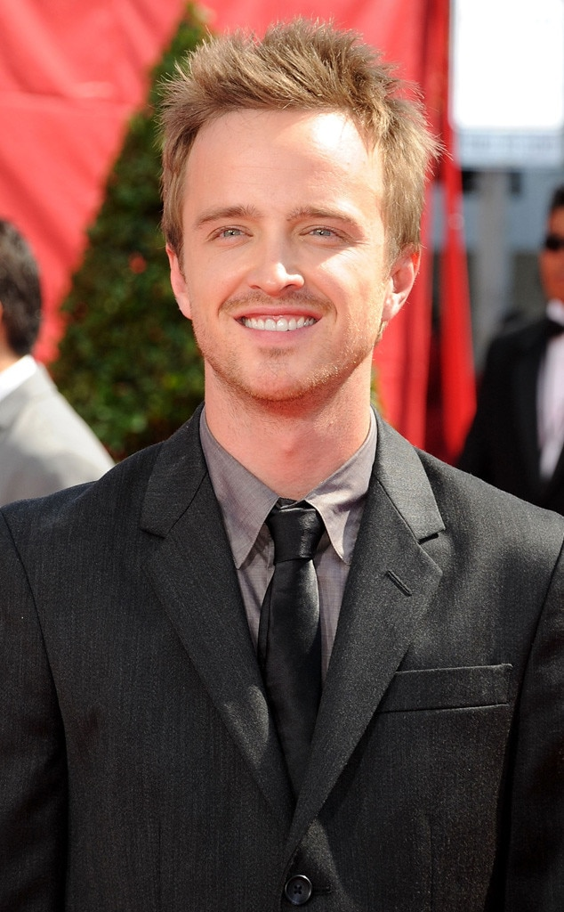 My First Emmys, Aaron Paul