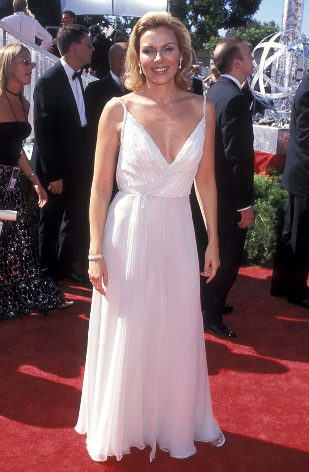 My First Emmys, Kim Cattrall