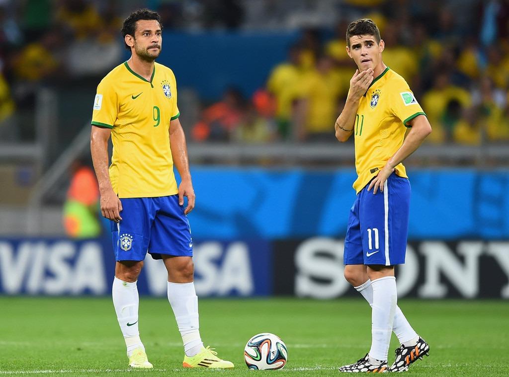 Sad Brazil Fans, World Cup 2014