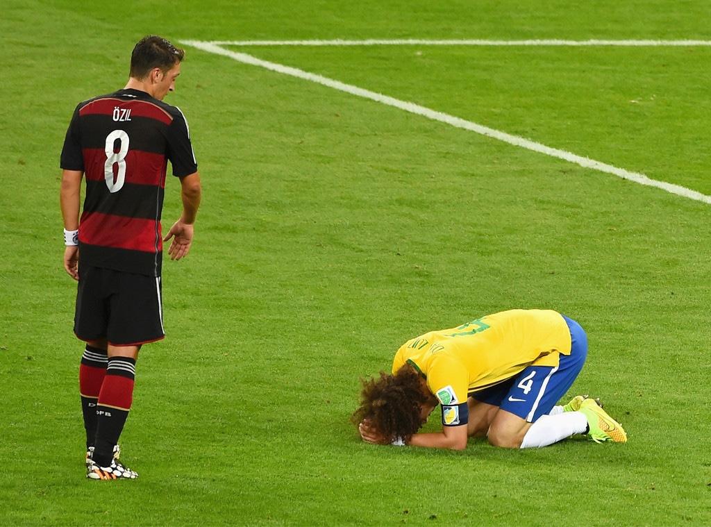 Germany, Brazil