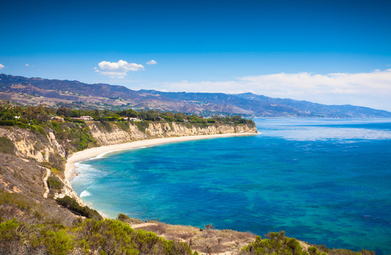 Best Secluded Beach To Tan In Los Angeles