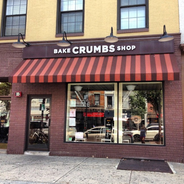 Crumbs Bake Shop Instagram