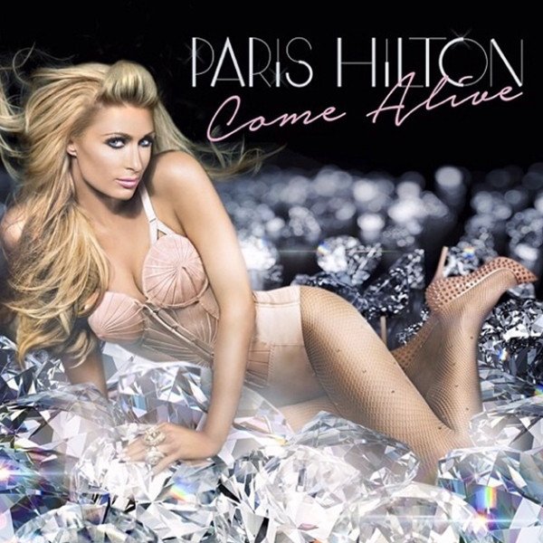 Paris Hilton, Instagram, Come Alive