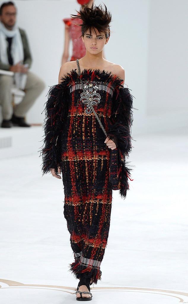Chanel Fashion Show Haute Couture